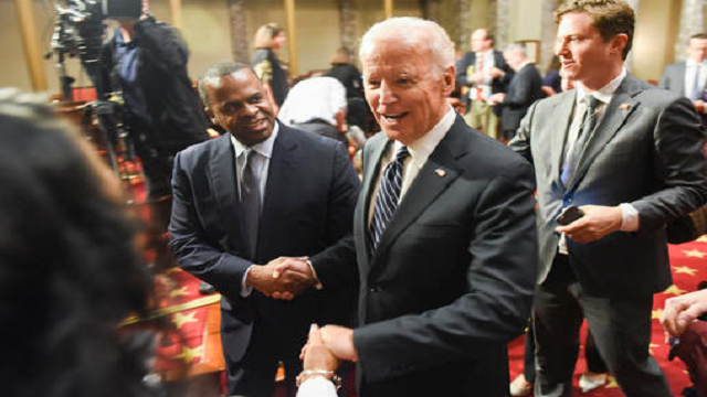 Former Vice President Joe Biden (AP Photo/Kevin Wolf)