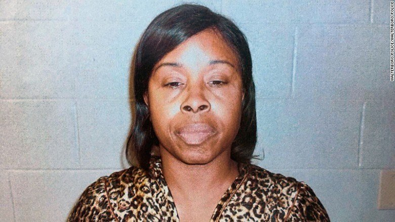 Gloria Williams has been arrested in connection with the abduction.