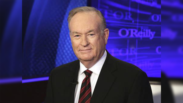 "In this Oct. 1, 2015 file photo, Bill O'Reilly of the Fox News Channel program ""The O'Reilly Factor,"" poses for a photo on the set of his show in New York. O'Reilly's next book ""Old School: Life in the Sane Lane,"" is scheduled for release on Mar 28. (AP)"
