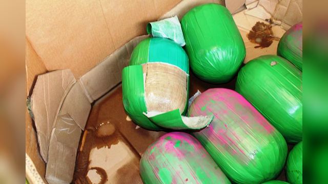 3000 pounds of weed disguised as watermelons seized by customs