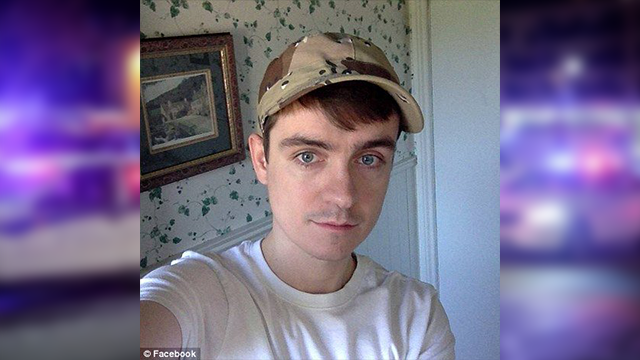 (AP/Facebook) 'Lone wolf' student Alexandre Bissonnette sole suspect accused of killing six at Quebec City mosque.
