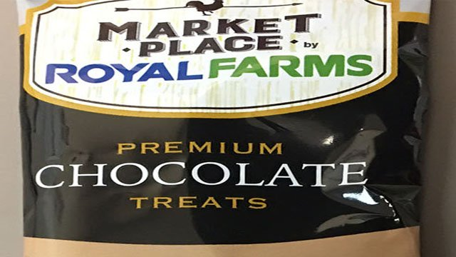 New American Food Products, LLC is recalling their Milk Chocolate Vanilla Caramels Premium Chocolate Treats flavor due to concerns of the possible presence of peanuts. (Credit: FDA)