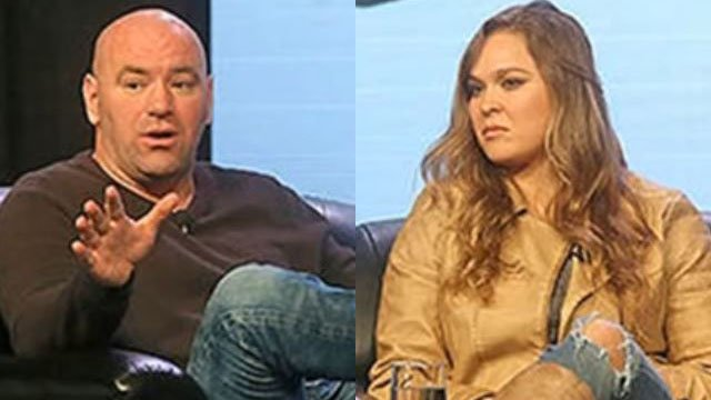 Dana White Thinks Rousey is Probably Done