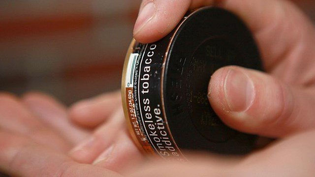 The U.S Smokeless Tobacco Company has issued a recall on their products after consumers found sharp metal objects in the containers.