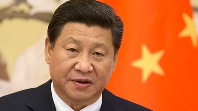 (AP Photo) Chinese President Xi Jinping