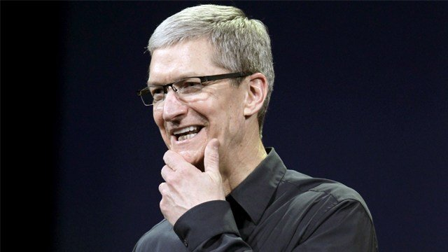 Apple's Tim Cook says fake news is 'killing people's minds'