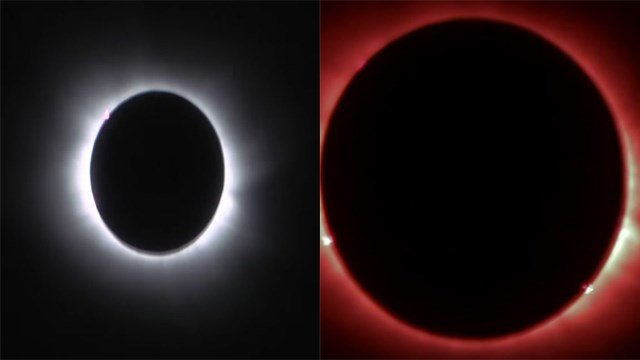 August is six months away, but that doesn't mean it's too early to mark your calendars for a full solar eclipse. (Photo: YouTube/BBC)