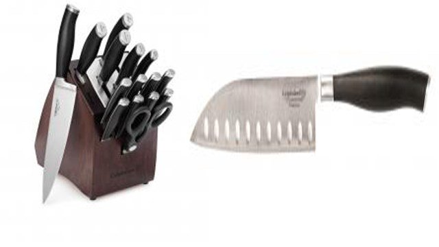 Calphalon has recalled their Contemporary Cutlery Knives after discovering they can break during use, posing a laceration hazard.