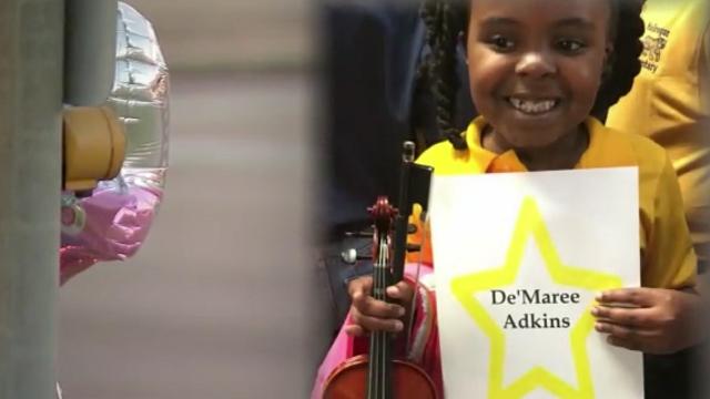 8-year-old girl shot, killed after surviving vehicle crash