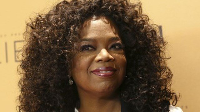 Golden Globes: Winfrey accepts life achievement honor