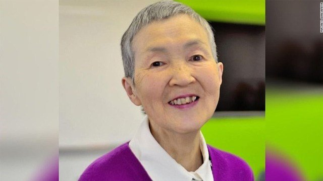81-year-old Masako Wakamiya created an iPhone app due to the shortage of fun apps aimed at people her age.