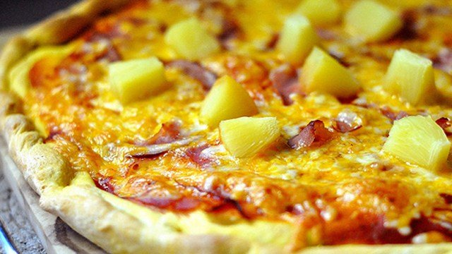 Like all good stories, this one starts with a hero: a woman who just wanted pineapple on her pizza. And like all good stories, there must be a villain. Although this time, that role is a bit more confusing. Let's start at the beginning.