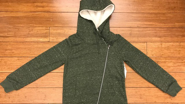 RDG Global is recalling girls' hooded sweatshirts after discovering the drawstring in the hood is a strangulation hazard to children.