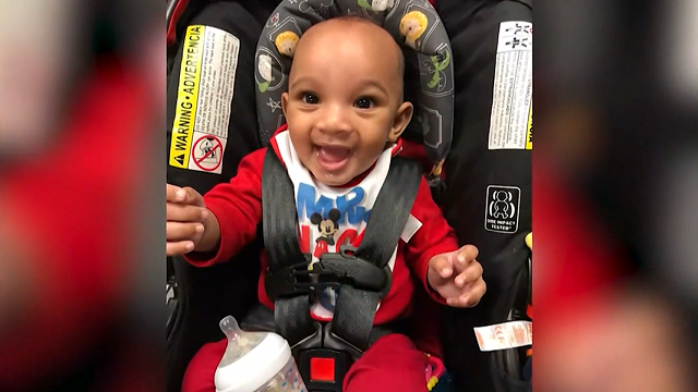 "Police are now investigating whether ""ghost calls"" to 911 from T-Mobile phones led to the death of 6-month-old Brandon Alex. (Source: KTVT via CNN)"