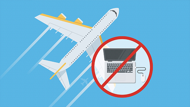 (Source: CNN) The days of having laptops in checked luggage might be coming to an end.