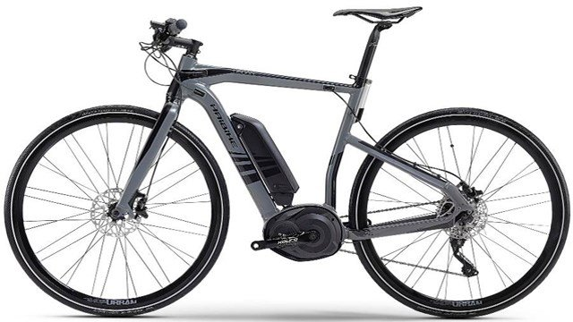 Haibike is recalling their electric bikes due to a fall hazard. It was discovered the fork on the front wheel of the bicycles can rupture or break while in use, causing a fall hazard. (Photo: U.S CPSC)