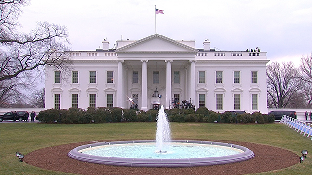 (Source: CNN) A senior official says the incident happened just before midnight. President Trump was in the White House at the time and was unharmed.