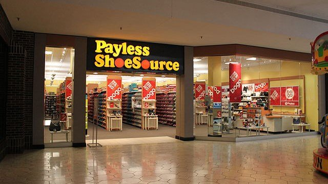 Payless to close up to 500 stores