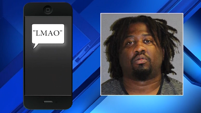 Mykhal Henderson is accused of stealing a phone from a 4-year-old girl in Deltona, Florida. (Source: WKMG via CNN)