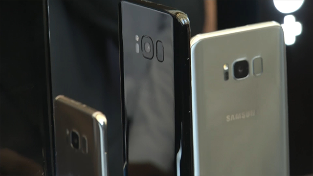 Samsung rolls out Galaxy S8