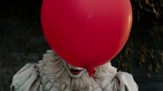 "Try to watch the creepy trailer for the new movie ""It"" without flinching. (Source: Warner Brothers via CNN)"