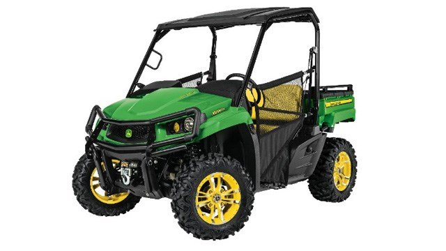 John Deere is recalling their Gator Utility Vehicles due to a crash hazard after discovering the dust boot on the throttle cable can come loose, resulting in the vehicle not slowing down or stopping. (Photo: U.S CPSC)