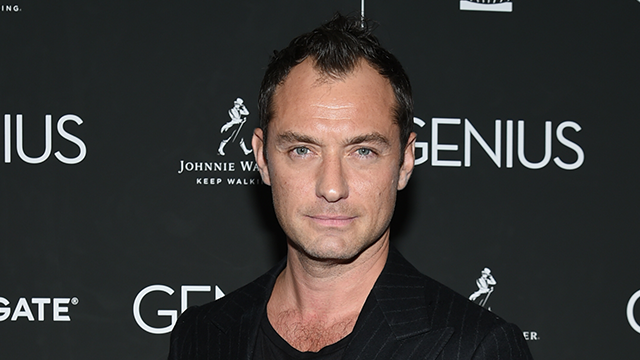 "Actor Jude Law attends the premiere of ""Genius"" at the Museum of Modern Art on Sunday, June 5, 2016, in New York. (Photo by Evan Agostini/Invision/AP)"