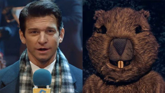 "Producers of the Broadway musical ""Groundhog Day"" say it will open as planned, but injured star Andy Karl's status is unclear. Karl hurt himself during a preview performance Friday, forcing the cancellation of Saturday's matinee.(Photo: YouTube)"