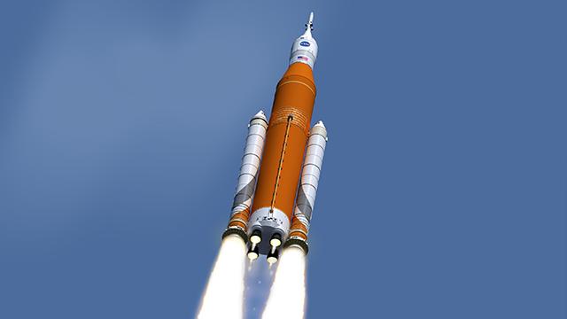 (NASA/Marshall Space Flight Center via AP)