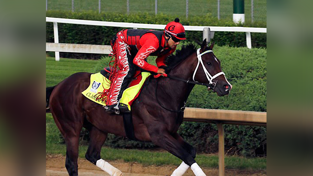 Classic Empire is early 4-1 favorite for Kentucky Derby