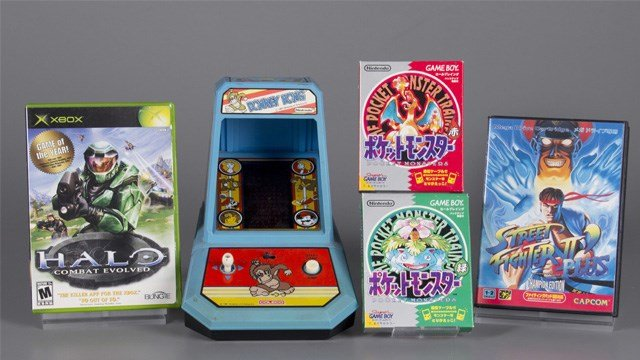 'Donkey Kong,' 'Halo' added to Video Game Hall of Fame
