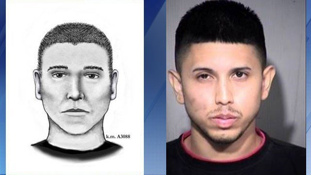 Phoenix serial shootings: Suspect accused of killing nine people identified
