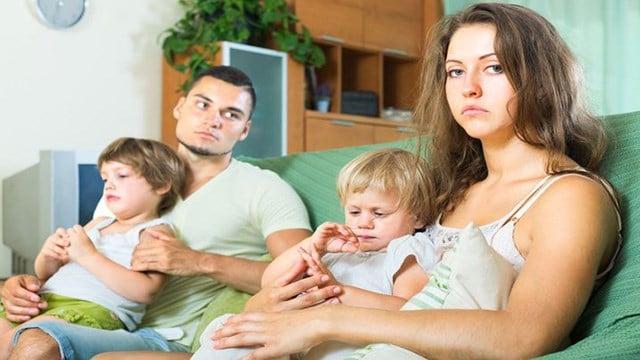 Bundles of joy. Family via www.shutterstock.com.