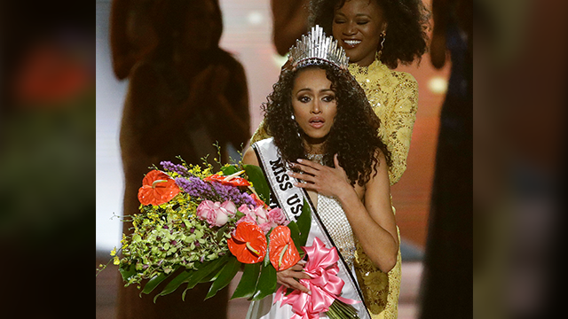 Miss USA's thoughts on feminism, health care spark controversy