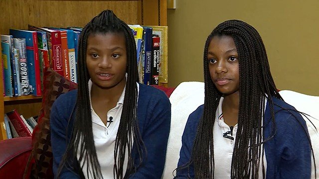 Students punished for wearing braided extensions