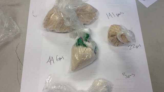 11-year-old finds drugs in dad's bag, calls police