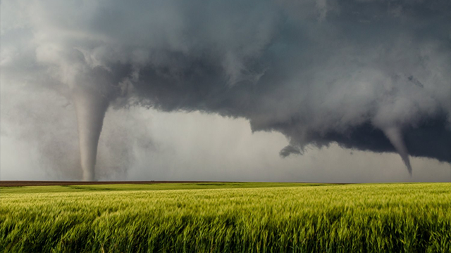"(Source: CNN) Matt Hunt snapped this photo just south of Dodge City, Kansas on May 24, 2016. As a child growing up in Indiana, tornadoes terrified Hunt but that fear turned into curiosity and fascination. ""I'm in awe,"" said Hunt."