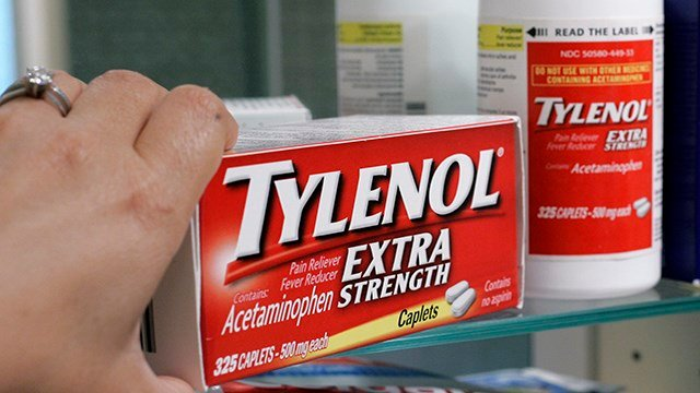 Tylenol during pregnancy could cause ADHD