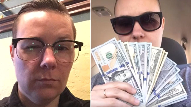 Danville bank robbery suspect identified as female ex-cop