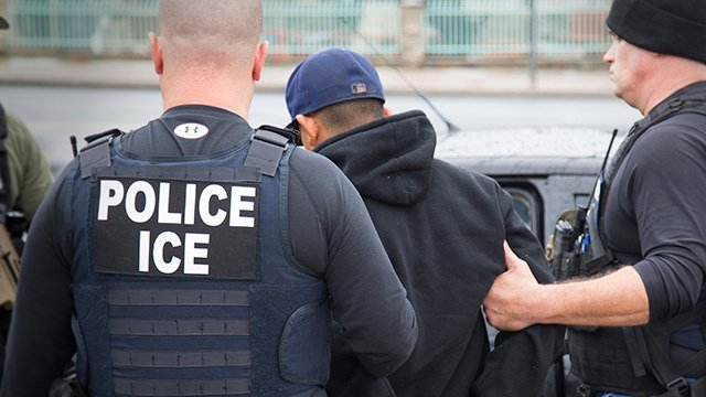 File Photo (Source: Charles Reed/U.S. Immigration and Customs Enforcement via AP)