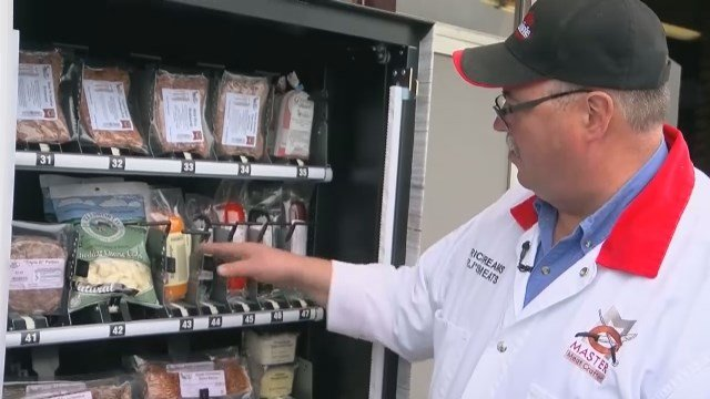 There's now a meat vending machine in Wisconsin