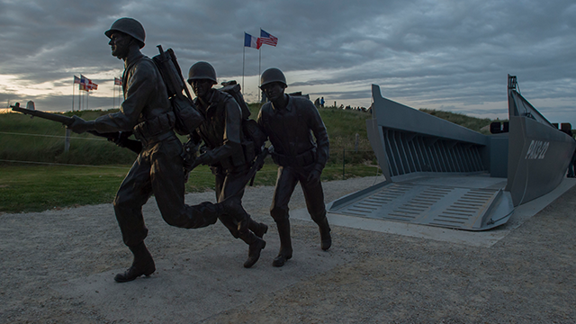 (DVIDS ) D-Day Memorial in Normandy, France.