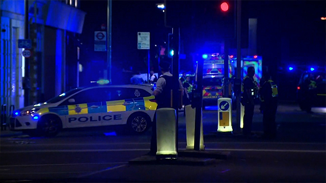 'A number' of people detain by over London Bridge terror attacks