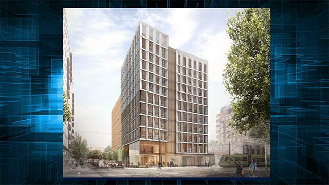 Oregon city approves permit for US' 1st all-wood high-rise