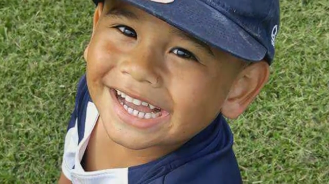 Boy, four, dies a week after swimming in rare 'dry-drowning' case