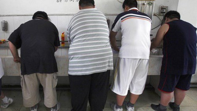 One-Third Of World Now Overweight, With US Leading The Way