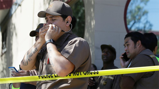 UPS gunman who killed 3 had filed overtime grievances