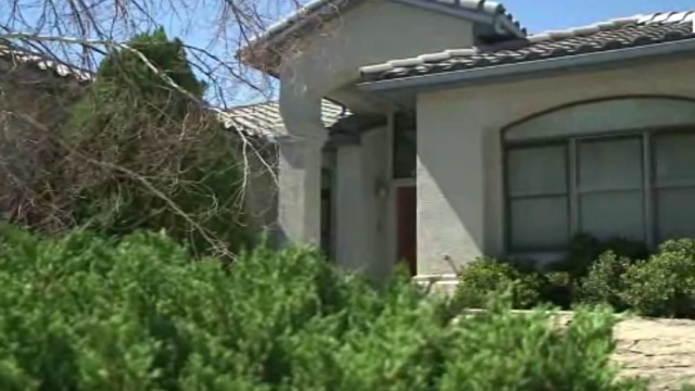 A New Mexico woman is being evaluated at a mental hospital after police said they found her husband's mummified body inside a bedroom closet. (Source: KOAT via CNN)