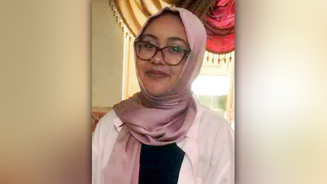 "This undated image provided by the Hassanen family shows Nabra Hassanen in Fairfax, Va. Police in Fairfax, Va., said Monday, June 19, 2017, that ""road rage"" was to blame for the slaying of a 17-year-old muslim girl. (Courtesy Hassanen Family via AP)"