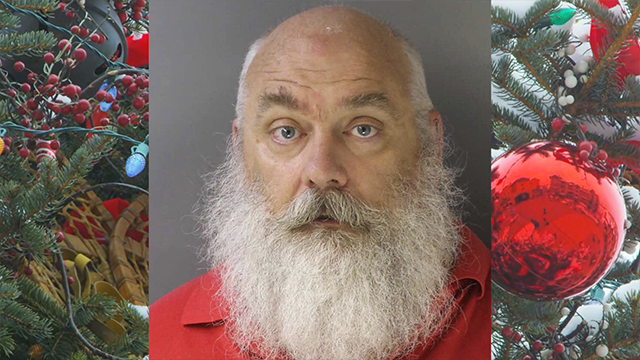 (Delaware County District Attorney's Office via AP)  William T. McKinlay, arraigned Thursday, June 22, 2017, on felony charges including attempted statutory sexual assault and solicitation and attempted involuntary indecent sexual intercourse.